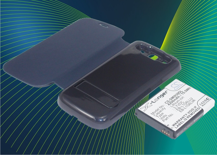 Аккумулятор для Samsung SGH-T999V 4200 mAh