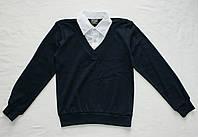 Обманка школьная для мальчика 128 размер