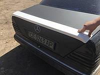 Mercedes W124 Спойлер под покраску