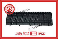 Клавиатура HP Presario CQ60, CQ60Z; G60, G60T черная RU/US