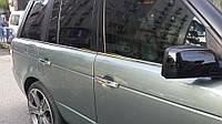 Range Rover Sport 2005-2013 гг. Окантовка стекол (6 шт, нерж.)