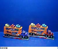 Трейлер инерц 3018 48шт2 2 вида, с 8-ю машинками, под слюдой 35916,5см