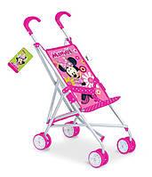 Коляска Disney - Minnie D1001M 24шт2 метал.летняя, 8 колес, крутящиеся, 532547см