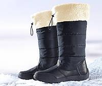 Женкие фирменные зимние термосапоги  ТСМ Tchibo, оригинал, размер 39