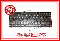 Клавиатура Lenovo IdeaPad G40-30, G40-45, G40-70, Z40-70, Z40-75, Flex 2-14 черная US
