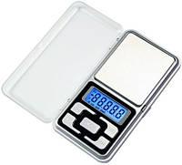 Высокоточные ювелирные карманные весы до 200 гр. (шаг 0,01г)
