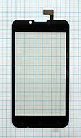 Тачскрин сенсорное стекло для Fly IQ441 Radiance black
