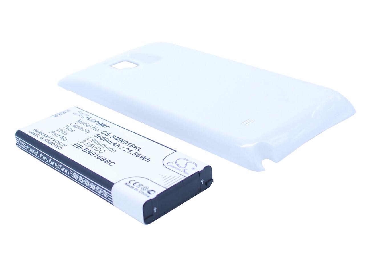 Аккумулятор для Samsung SM-N910F 5600 mAh