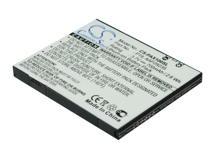 Аккумулятор для Panasonic P-01A 700 mAh