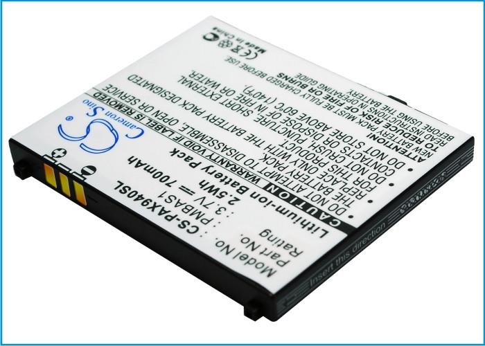 Аккумулятор для Panasonic 940P 700 mAh