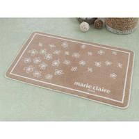 Набор ковриков для ванной Marie Сlaire Breeze коричневый 57*100 + 57*57