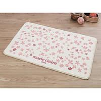 Набор ковриков для ванной Marie Сlaire Delight розовый 57*100 + 57*57