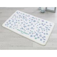 Набор ковриков для ванной Marie Сlaire Delight голубой 57*100 + 57*57