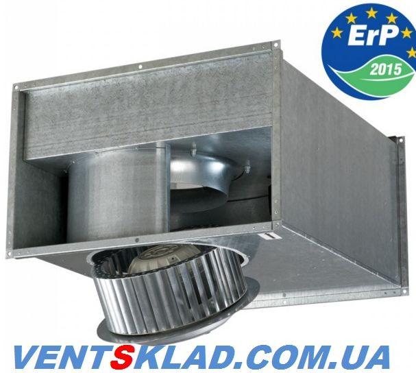 Центробежный канальный вентилятор для прямоугольных каналов Вентс ВКПФ 4Д 800х500