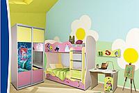Мебель для детской комнаты  Волна МНБ