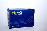Hi-q SA055 Тормозные колодки (задние) CHEVROLET S4520003, DAEWOO S4520006, OPEL 1605042