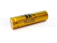Аккумулятор Bailong Li-ion 18650 золотой