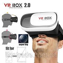 Очки 3D виртуальной реальности VR Box 2.0+пульт!