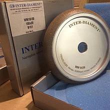 Борозоновый круг INTER-DIAMENT®  (Для заточки ленточных пил)