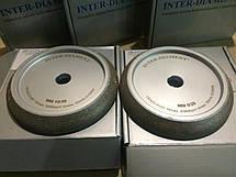 Борозоновый круг INTER-DIAMENT®  (Для заточки ленточных пил), фото 3