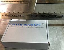 Борозоновый круг INTER-DIAMENT®  (Для заточки ленточных пил), фото 2