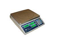 Весы счётные с функцией суммирования ВТЕ-Центровес-15-Т3С2, до 15кг.