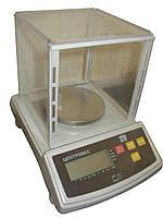 Весы лабораторные 4-го класса точности FEH-300 до 300 грамм