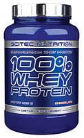 100% Whey Protein Scitec Nutrition, 920 грамм