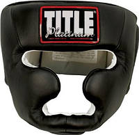 Шлем защитный TITLE Platinum Full Face Headgear