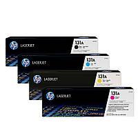 Заправка картриджа HP 131A CF210A для принтера LJ Pro MFP M276n, M276nw, M251n, M251nw
