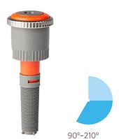 Форсунка MP Rotator 800SR-90 (1,8 - 3,5 м) для дождевателей