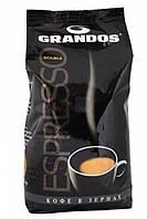 """Кофе """"Grandos"""" Espresso в зернах  1кг"""