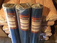 "Сетка штукатурная фасадная ""IDEAL"" синяя,145 гр/м2, 50 м"