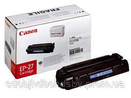 Заправка картриджа Canon EP-27 (8489A002) для MF3110, MF3228, MF3240, MF5630, MF5650, MF5730, MF5750, MF5770
