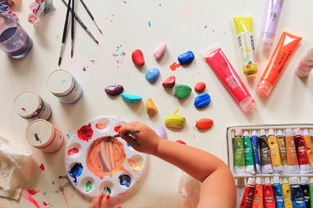 Детское творчество общее