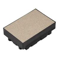 Монтажная коробка в бетон для лючка Ultra ETK44112