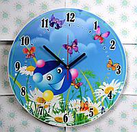 Часы настенные Капитошка