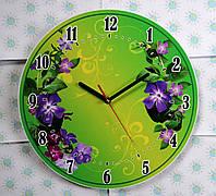 Часы настенные Барвинки