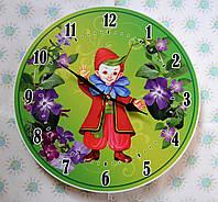 Часы настенные Барвинок