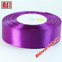 Лента 2,5 см фиолет