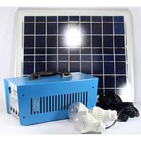 Солнечная панель с аккумулятором GDLITE GD 8018