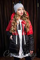 Куртка женская,очень стильная.