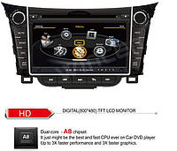 Hyundai i30 GPS + Bluetooth Car DVD Player , фото 1