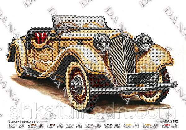 Старинный автомобиль схема