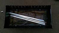 Мангал - чемодан на 12 шампуров