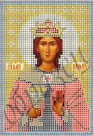 Схема для вышивания бисером икона Св. Мч. Варвара КМИ 5110