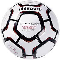 Мяч футбольный Uhlsport Uhlsport TriConcept Series Precesion CLASSIC white/black