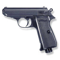 Видео обзор пневматического пистолета Walther PPK/S