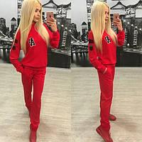 Женский костюм в ассортименте Батал х-02087