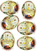 Пасха  31  Вафельная картинка